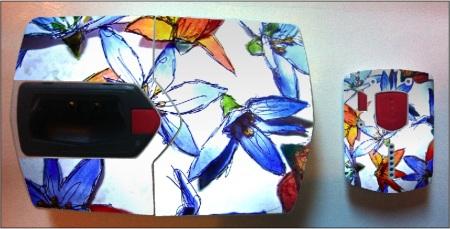 CarePhone's new floral pendant design