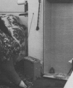 early 80s radio-based alarm